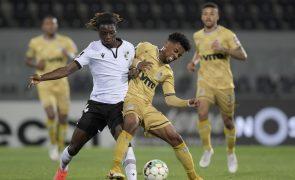 Vitória de Guimarães vence Boavista na 21.ª jornada da Liga NOS [vídeo]