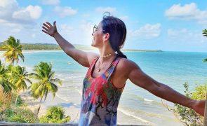 Joana Cruz enfrenta contratempo no tratamento contra cancro mas recusa-se a baixar os braços