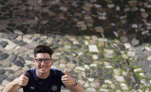 João Almeida segura terceiro lugar no último dia da Volta aos Emirados