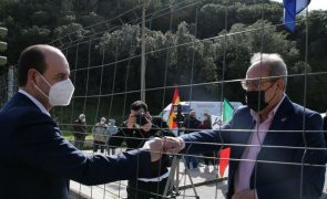 Portugueses e espanhóis reclamam reabertura da fronteira de Bemposta