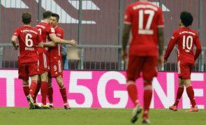 Bayern Munique, Wolfsburgo e Borussia Dortmund impõem a 'lei do mais forte'