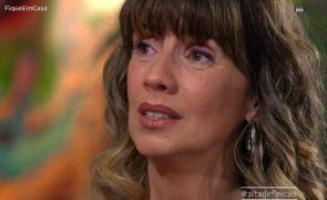 Xana Abreu Recorda drama do cancro a anuncia fim da carreira enquanto Xana Toc Toc