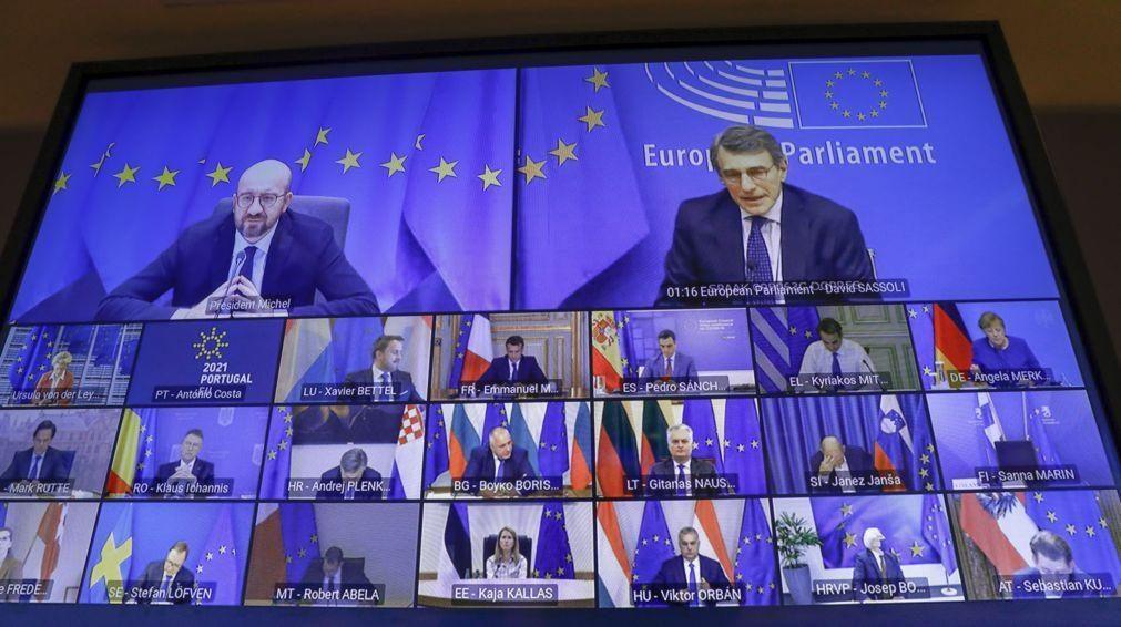 Covid-19: Presidente do Parlamento Europeu insta países a acelerarem vacinação