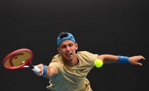 Tenista Alexei Popyrin conquista primeiro torneio da carreira em Singapura