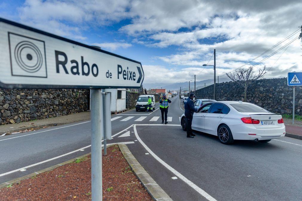 Covid-19: Rabo de Peixe responsável por 17 dos 19 casos dos Açores
