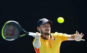 Tenista belga David Goffin bate Bautista-Agut na final em Montpellier