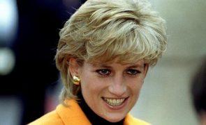 Princesa Diana Ex-amante de Lady Di quer conhecer