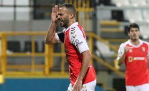 Sporting de Braga vence na Madeira e ultrapassa FC Porto