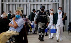 Covid-19: México com 458 mortes nas últimas 24 horas