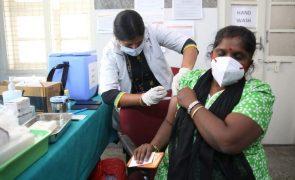 Covid-19: Índia com 106 mortos e 15.510 novos casos