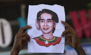 Aung San Suu Kyi alvo de novos processos judiciais em Myanmar