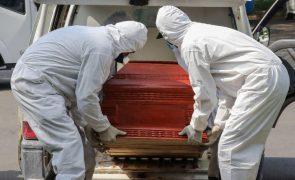 Covid-19: África regista 103.712 mortos e quase 3,9 milhões de infetados