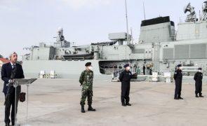 NPO Setúbal rumo ao Golfo da Guiné para missão de três meses em novos moldes