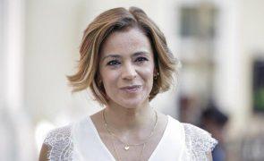 Rita Ferro Rodrigues faz ponto de situação sobre estado de saúde do filho