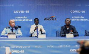 Covid-19: Angola com mais 47 casos e 78 recuperações da doença