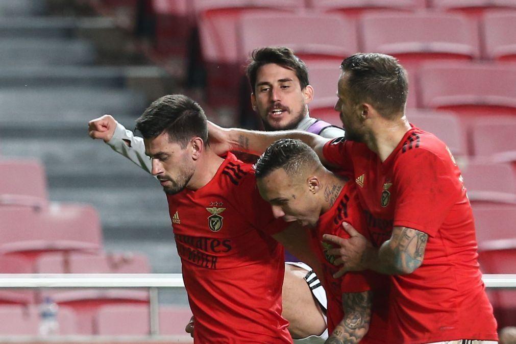 Benfica regressa às vitórias na receção ao Rio Ave