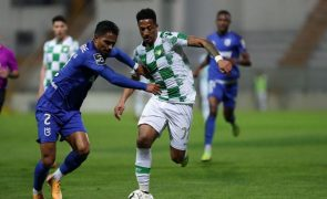 Moreirense e Belenenses SAD empatam a duas bolas na 21.ª jornada Liga NOS