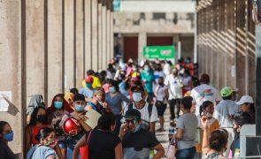 Covid-19: México com mais 437 mortes e 2.343 casos