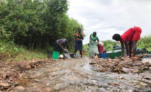 A criança moçambicana que aproveitou a covid-19 para fugir da