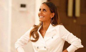 Carolina Patrocínio deixa fãs