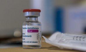 Covid-19: França alarga vacinação com AstraZeneca aos maiores de 65