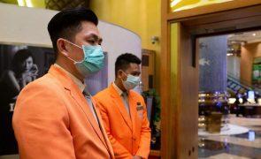 Covid-19: Macau alivia restrições sanitárias nos casinos