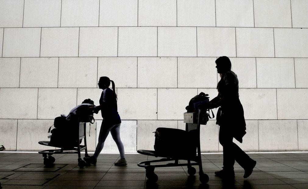 OIM recebeu 107 pediidos de ajuda de imigrantes para regressarem aos seus países