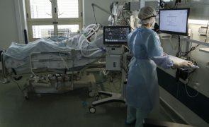 Covid-19: Hospital Santa Maria tratou 2.500 doentes infetados