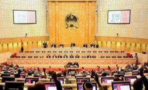 Oposição parlamentar angolana sugere separação de eleições na revisão constitucional