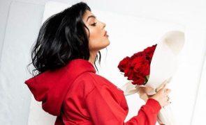 Georgina Rodriguez tem famosa rendida à sua coleção