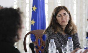 Embaixadora da União Europeia deixou Caracas