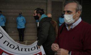 Covid-19: Grécia regista maior número de infeções desde novembro