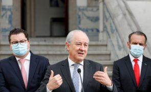 Autárquicas: Rio espera que Carlos Moedas tenha