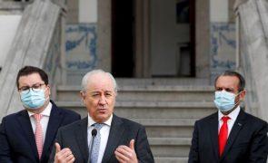 Covid-19: Rio reafirma que desconfinamento depende de indicadores