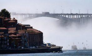Ponte da Arrábida com trânsito condicionado à noite até sábado devido a obras