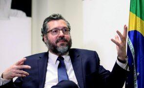 Brasil quer maior cooperação com Europa contra narcotráfico, mas recusa ser problema
