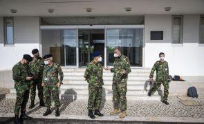 Covid-19: Militares já trataram mais de mil doentes SNS e fizeram mais de 188 mil inquéritos