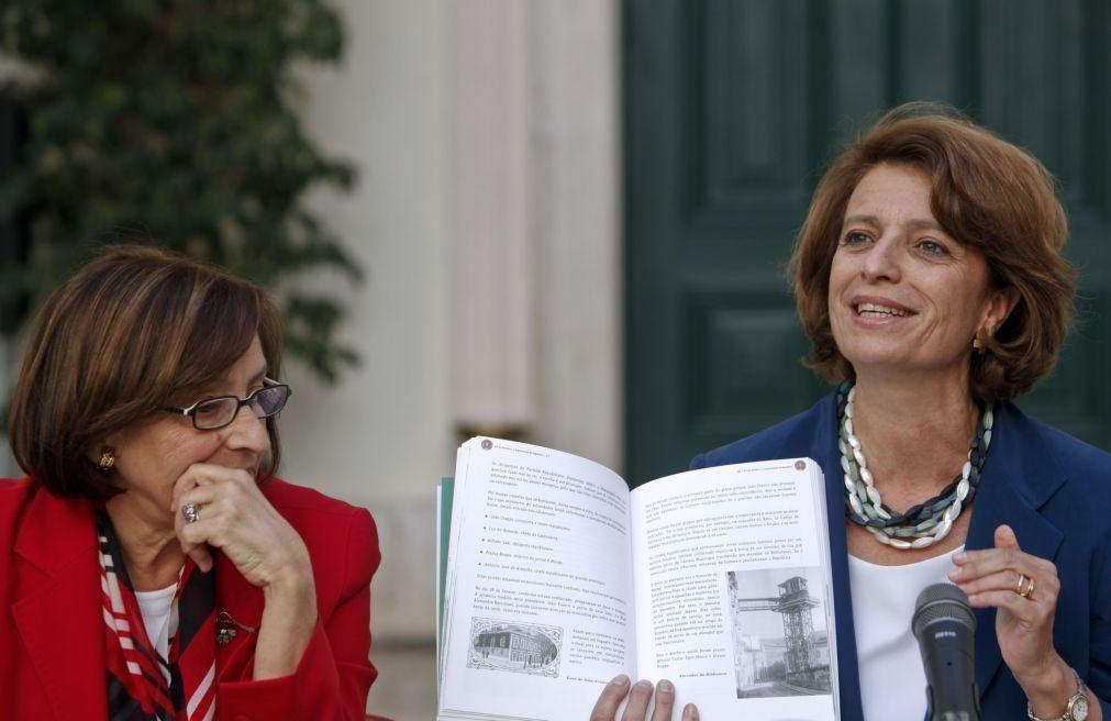 Ana Maria Magalhães e Isabel Alçada escrevem livro sobre igualdade de género