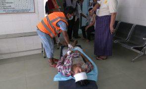 Pelo menos seis mortos após intervenção da polícia em protestos em Myanmar