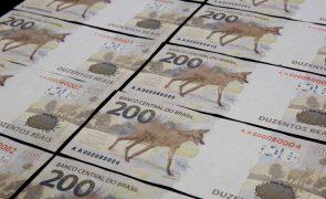 Economia brasileira recua 4,1% em 2020