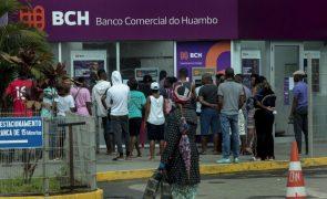 Bancos angolanos estão a supervisionar operações financeiras ligadas à covid-19
