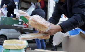 Covid-19: Portugueses na África do Sul entregam de 21 toneladas de alimentos para combater fome