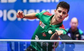 João Geraldo segue para oitavos de final do WTT Contender de ténis de mesa