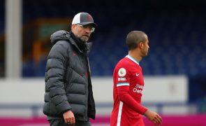 Covid-19: Klopp quer futebolistas obrigados a quarentena fora das seleções
