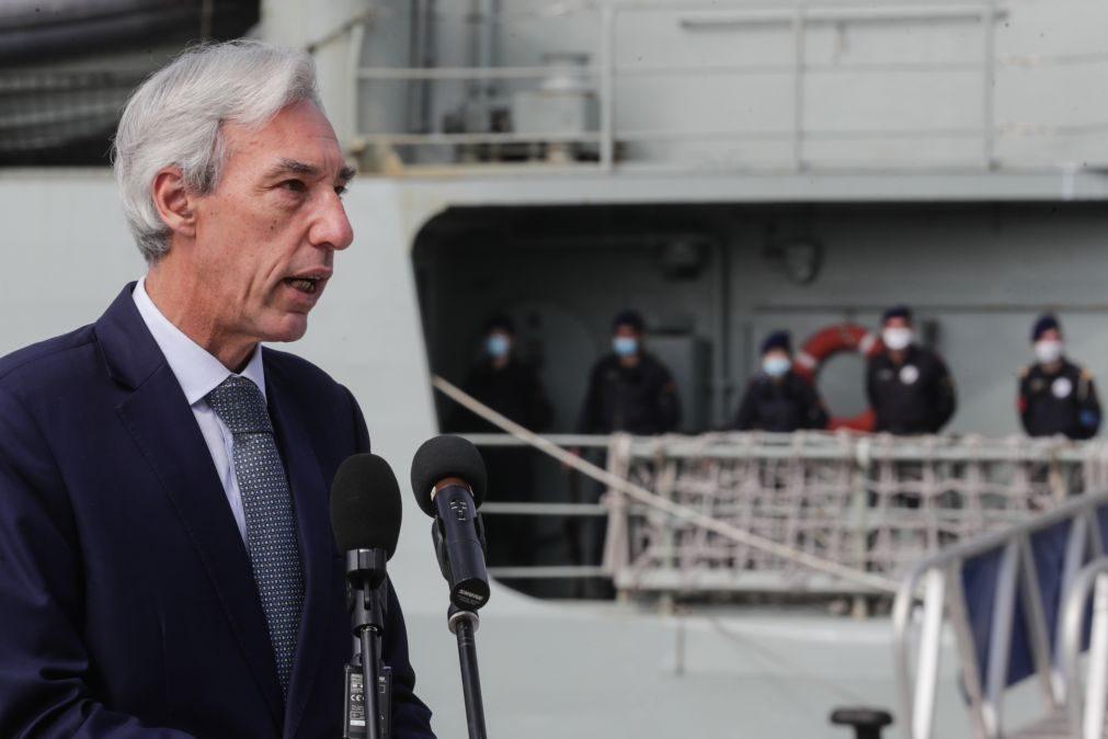 Ministro da Defesa prioriza Atlântico e Mediterrâneo para UE-NATO e