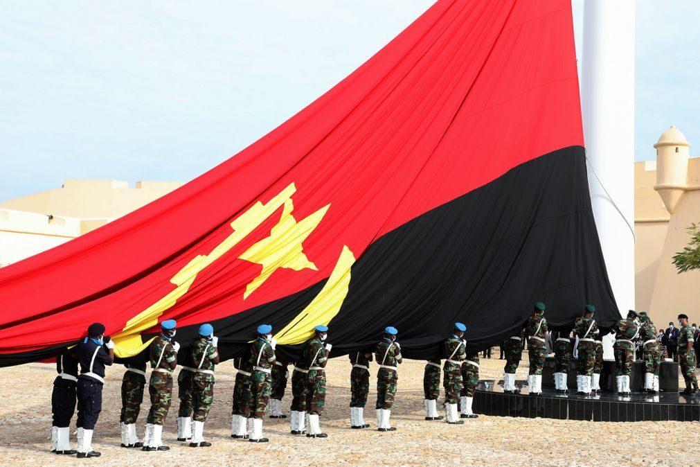 Forças Armadas Angolanas investigam incidente que envolveu general e uma mulher