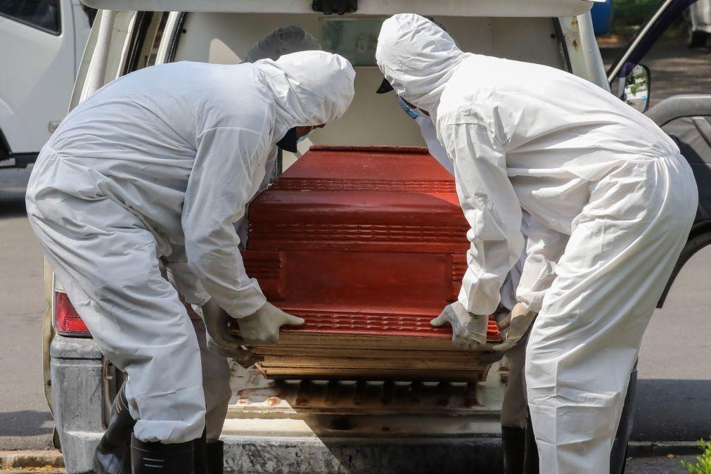 Covid-19: África com mais 290 mortos e 10.711 infetados nas últimas 24 horas