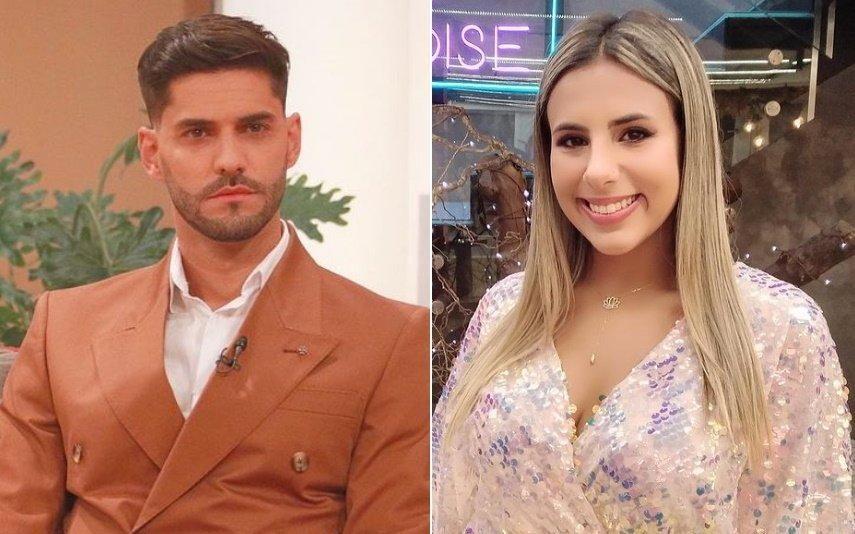 Big Brother Joana acusa Quinaz de lhe ter chamado