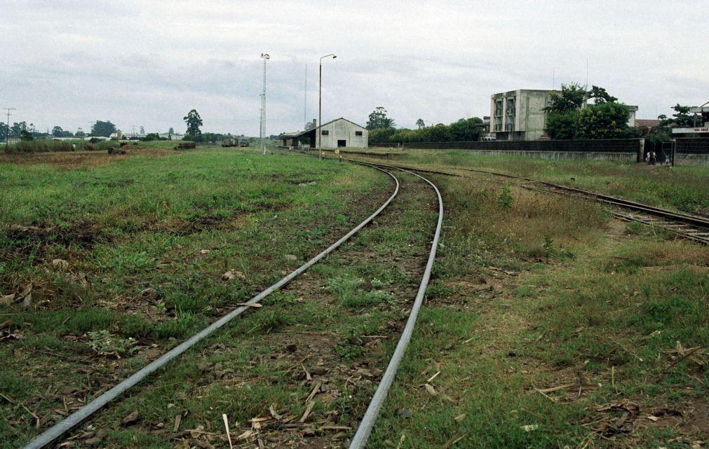 Desaparecidos quatro trabalhadores dos caminhos-de-ferro no centro de Moçambique