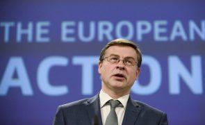 Bruxelas diz que discussões sobre planos de recuperação avançam a bom ritmo